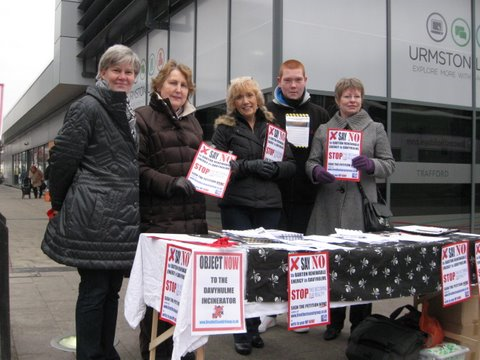 Urmston Campaign 22-01-11