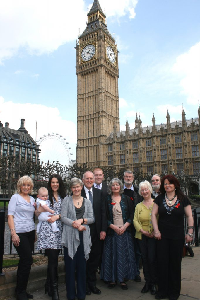 BCAG take the campaign to London